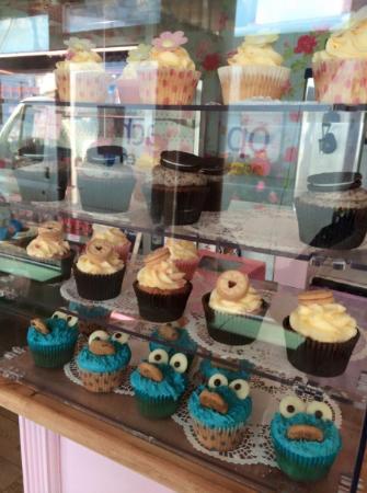 Delightful cupcakes