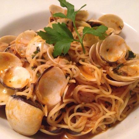 Sternen Da Guido: Spaghetti Vongole