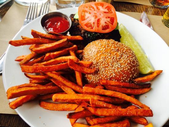 Best Veggie Burger Long Island