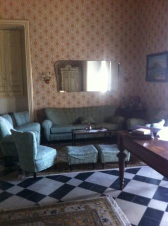 B&B Castello Vecchio : Interiör