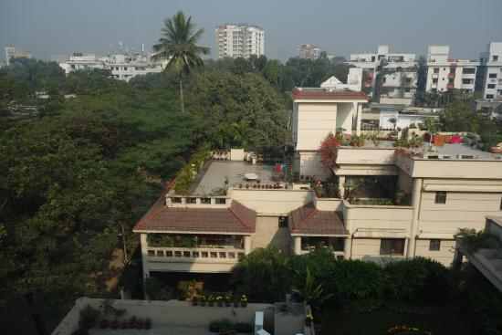 Nascent Gardenia Gulshan : view from bedroom