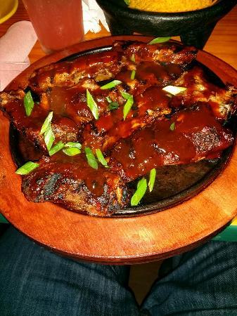 Lupe Tortilla's: Love their ribs!