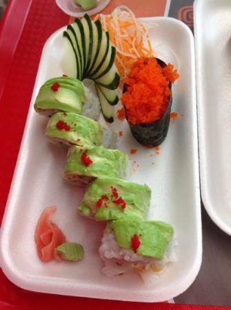 Kobe Sushi Express