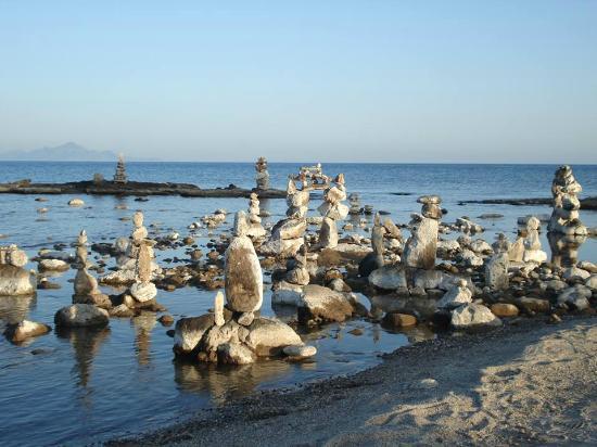 Kardamena, Grækenland: Κάποια άτομα με πολύ όρεξη... Μακάρι να τους ήξερα!!