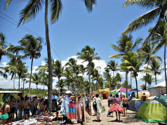 Itubera, BA: Festa em pratigi