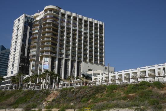 Daniel Herzliya Hotel From The Beach