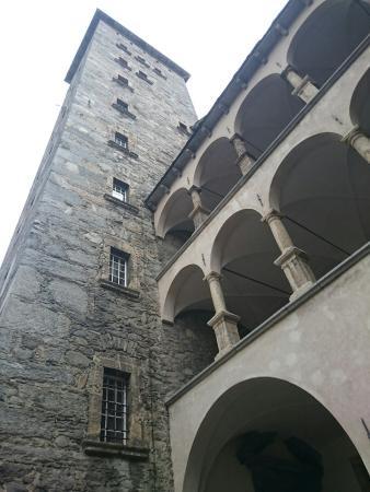 Stockalper Palace: Tower