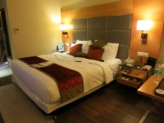 Country Inn & Suites By Carlson - Goa Panjim: our room