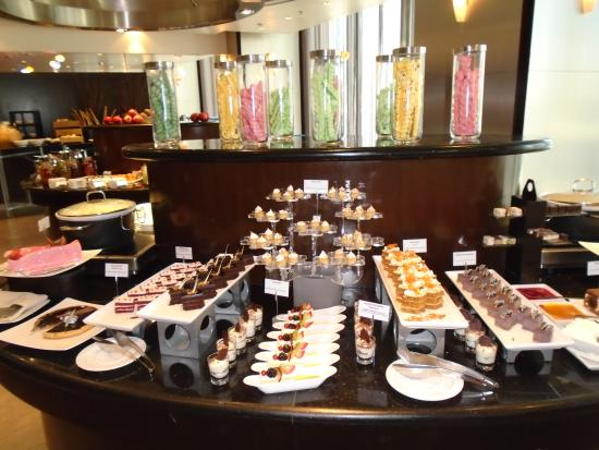 Crossroads Kitchen desserts corner - picture of crossroads kitchen, doha - tripadvisor