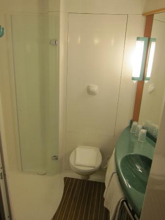Ibis Dijon Centre Clemenceau: Salle de bains