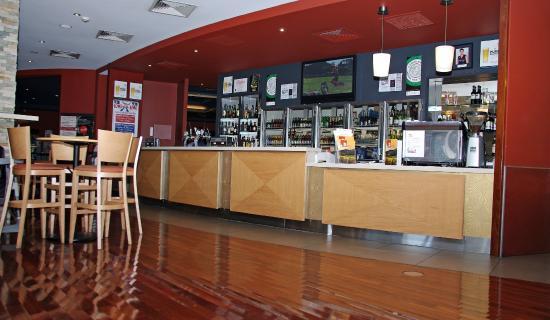 Gilles Plains, Australien: The bar