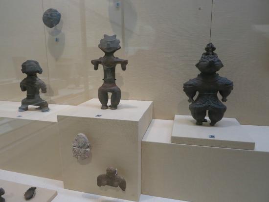 Tokyo National Museum The Heiseikan: mostra