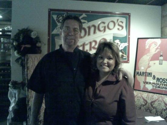 Stockton, MO: The Owners of Bongo's Bistro