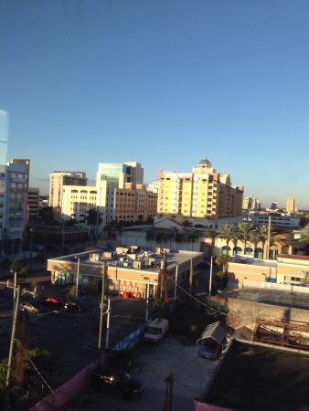 Extended Stay America - Miami - Coral Gables: Vista desde el hotel