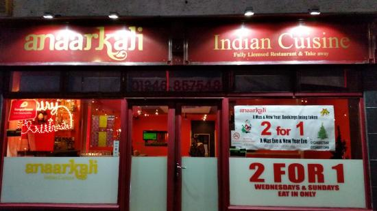 Anaarkarli Restaurant