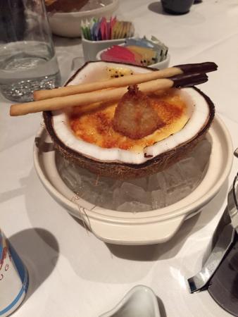 Wahso : Coconut Creme Brûlée- amazing