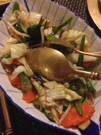 River Kwai: veg