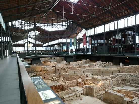El Born: 古代ローマ時代の遺跡