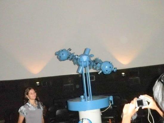Vitoria Planetarium