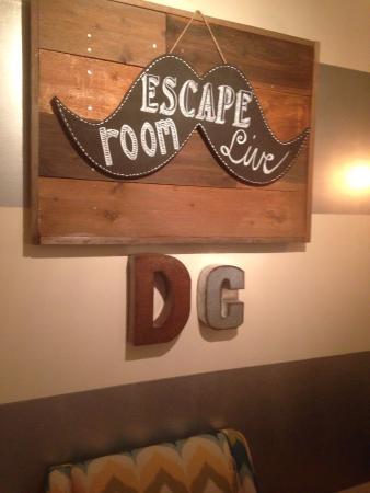 Escape room foto di escape room live washington d c for Escape room live