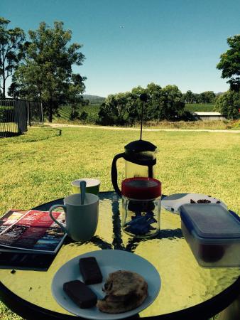 Villa Provence: Breakfast