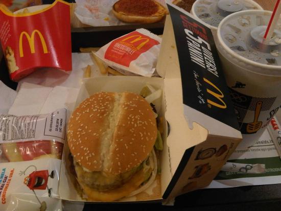 Province of Trieste, Italia: McDonald's