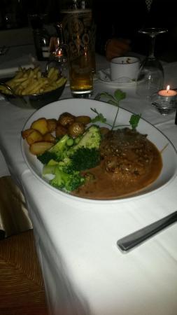 IBLEO Restaurant: Rib eye steak