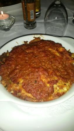 IBLEO Restaurant: Lasagne