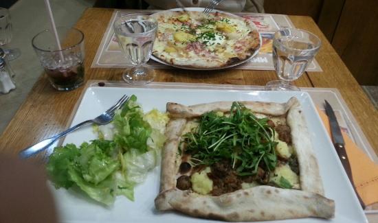 Restaurant la table a pizza dans la rochelle - La table basque la rochelle ...
