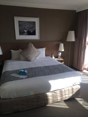 Hotel Urban St Leonards: Bed