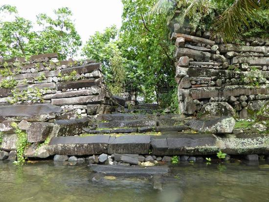 Nan Madol: 到着!!