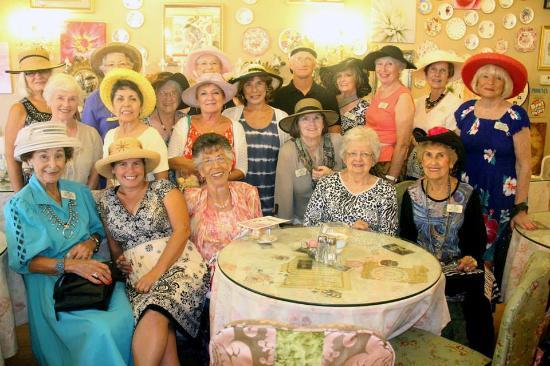 Indigo Tours AZ - Day Tours: It's a tea party!
