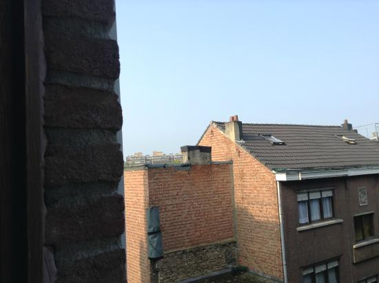 NH Mechelen: View from the window