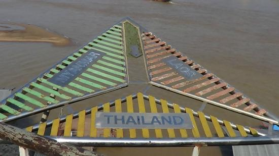 Thai Motorcycle Day Tours: Golden Triangle