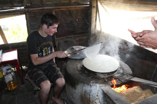 Image result for hoian noodle making