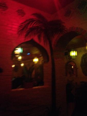 Casablanca Morracan Restaurant : Entrance area