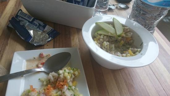 Manao Cebicheria: MMmm ceviche!!