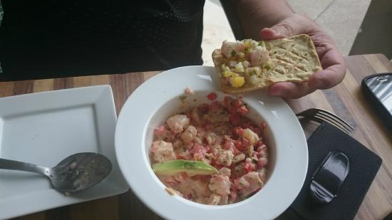 Manao Cebicheria: Amazingly Tasty!!