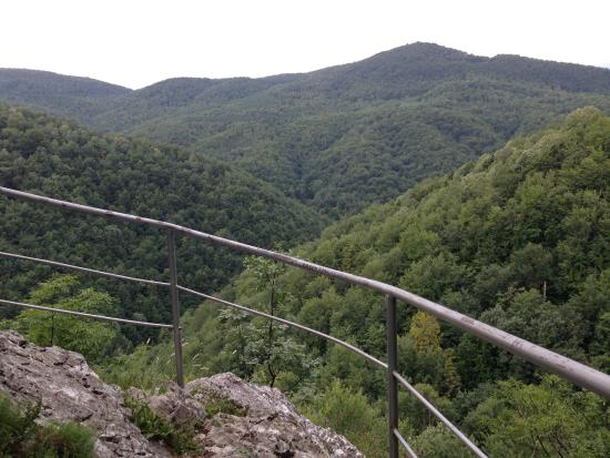 Prijedor, Bosnië en Herzegovina: The drive up to the Mrakovica pleateau of the Kozara mountain is very scenic and takes 10 minute