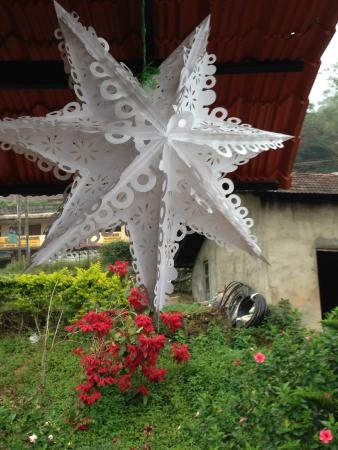 Estate Residency: decorated for Christmas