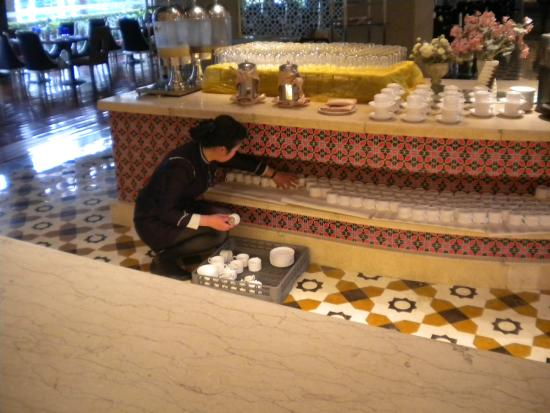 Tianlai Hotel : Buffet