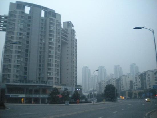 Tianlai Hotel : Around the hotel