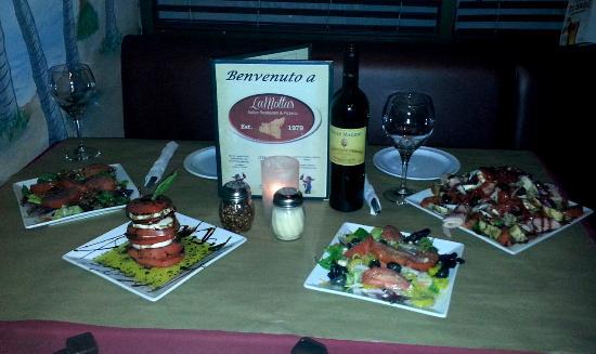 LaMotta's Italian Restaurant & Pizzeria: Appetizers