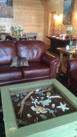 Kenai Fjords Wilderness Lodge: family room