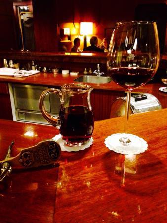 Hotel Royal: Old school Bar