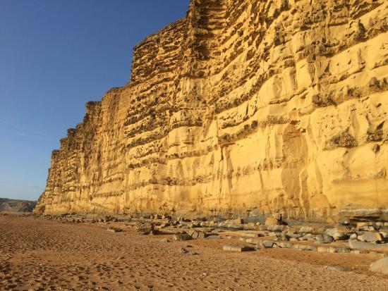 West Bay Harbour: West Bay Cliffs