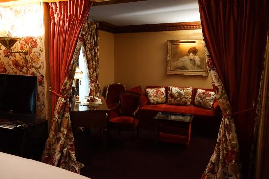 la piscine picture of hotel costes paris tripadvisor. Black Bedroom Furniture Sets. Home Design Ideas