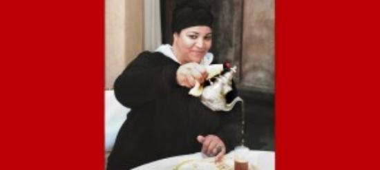 Riad La Fontaine des Anges : Thé à la menthe