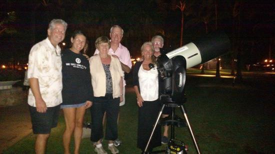 Stars Above Hawaii Star Explorers