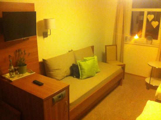 Hotel-Inn Mainblick: Banquette